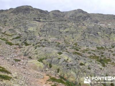 Lagunas de Peñalara - Parque Natural de Peñalara;valle de la barranca
